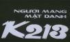 Người mang mật danh K 213